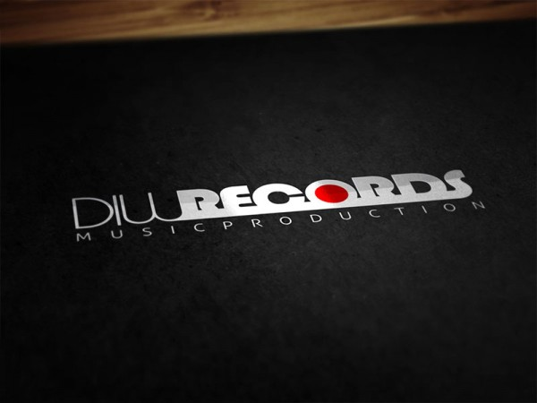 Diwrecords - Logo